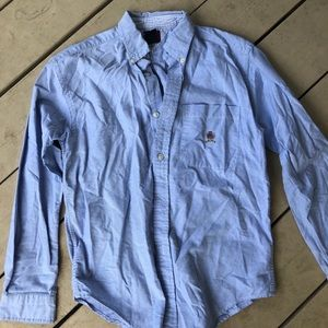 Tommy Hilfiger Boys Button Down